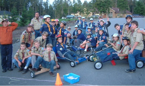 Cub Scout Pack 202 - Fox Island, Gig Harbor, WA