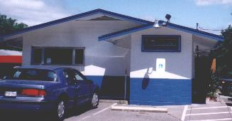 Fox Island Post Office